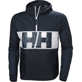 Helly Hansen M's Active Windbreaker Anorak Navy